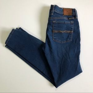 Lucky Brand Charlie Straight Leg Jeans Stretch